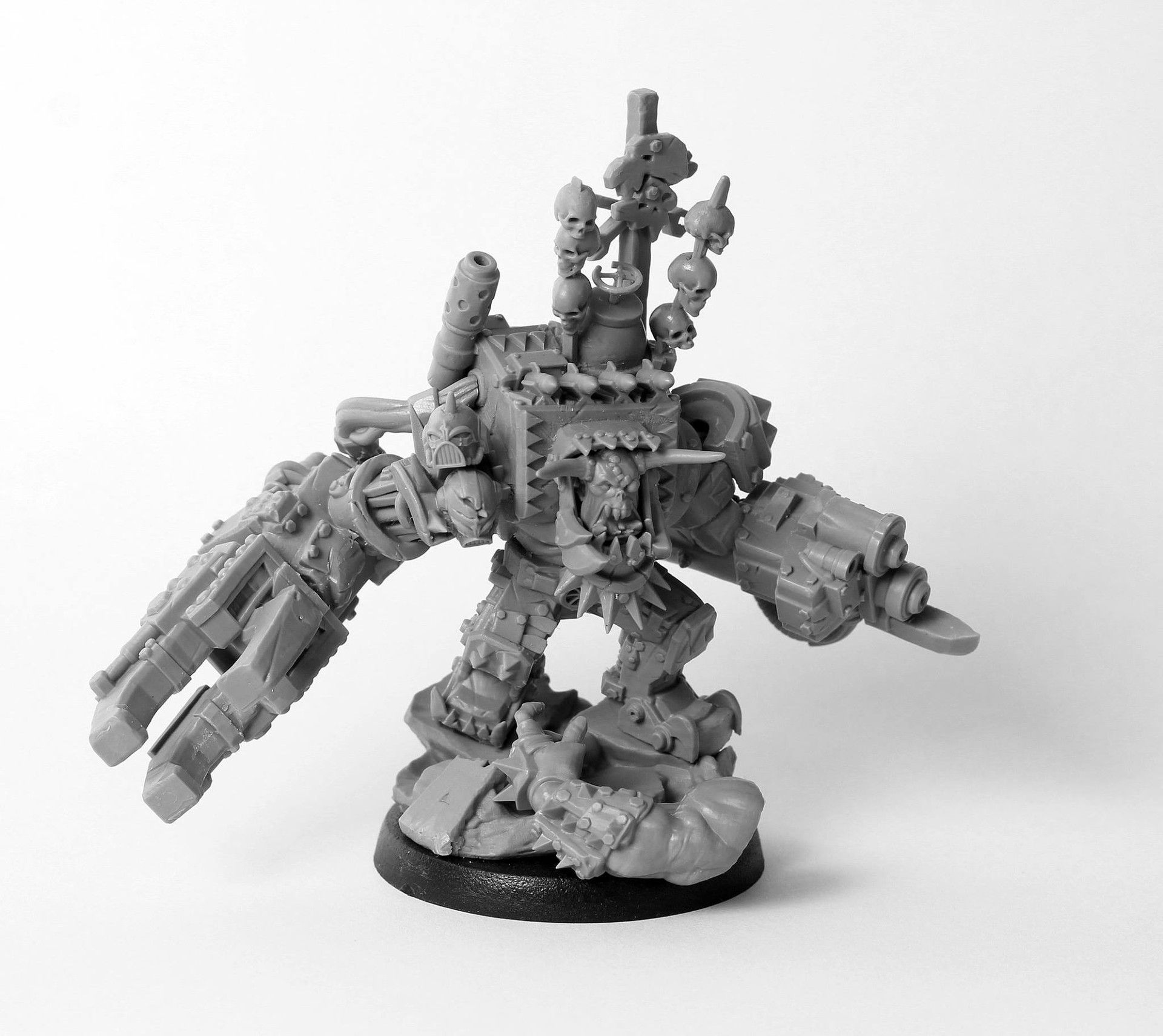Gargutz Warboss, Evgeny Jelezoglo (With