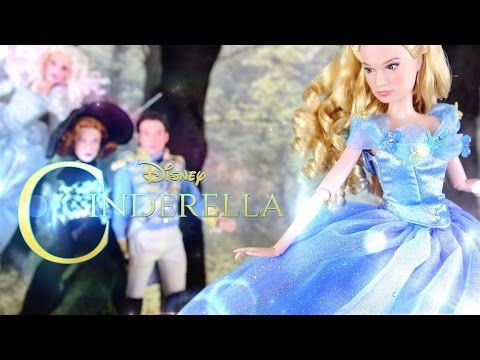 Doll Review Cinderella The Prince Lady Tremaine Fairy