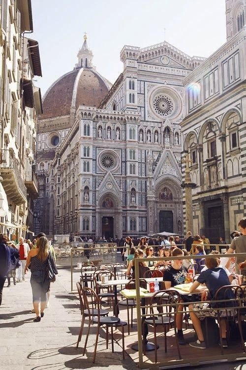 Florence, Italy - Absolutely stunning and definitely worth a visit