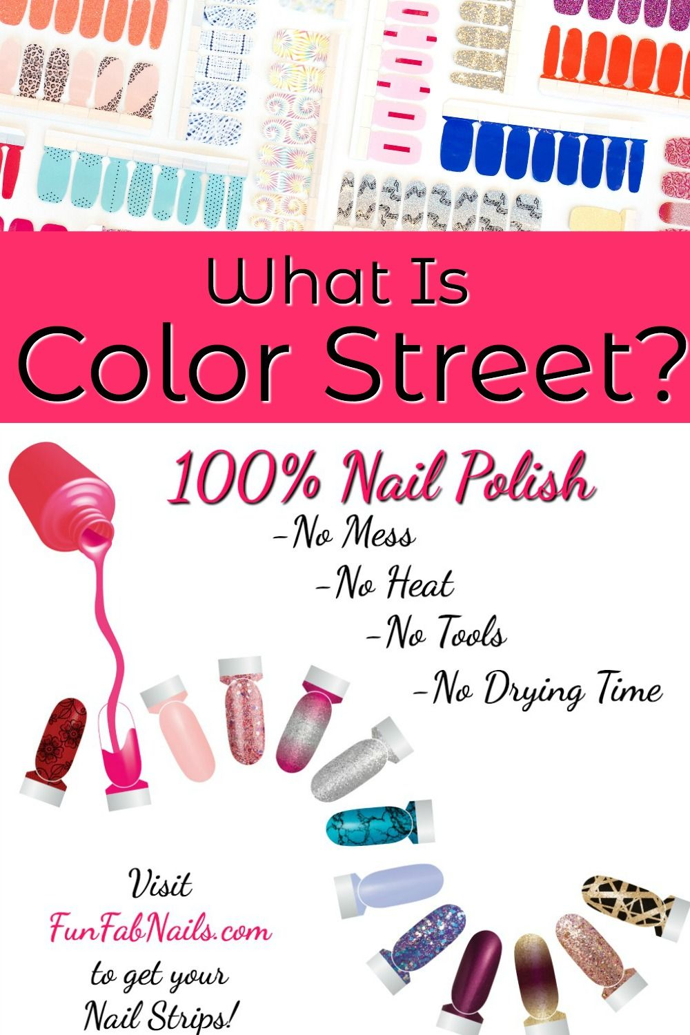 What is Color Street? Learn more about these nail polish
