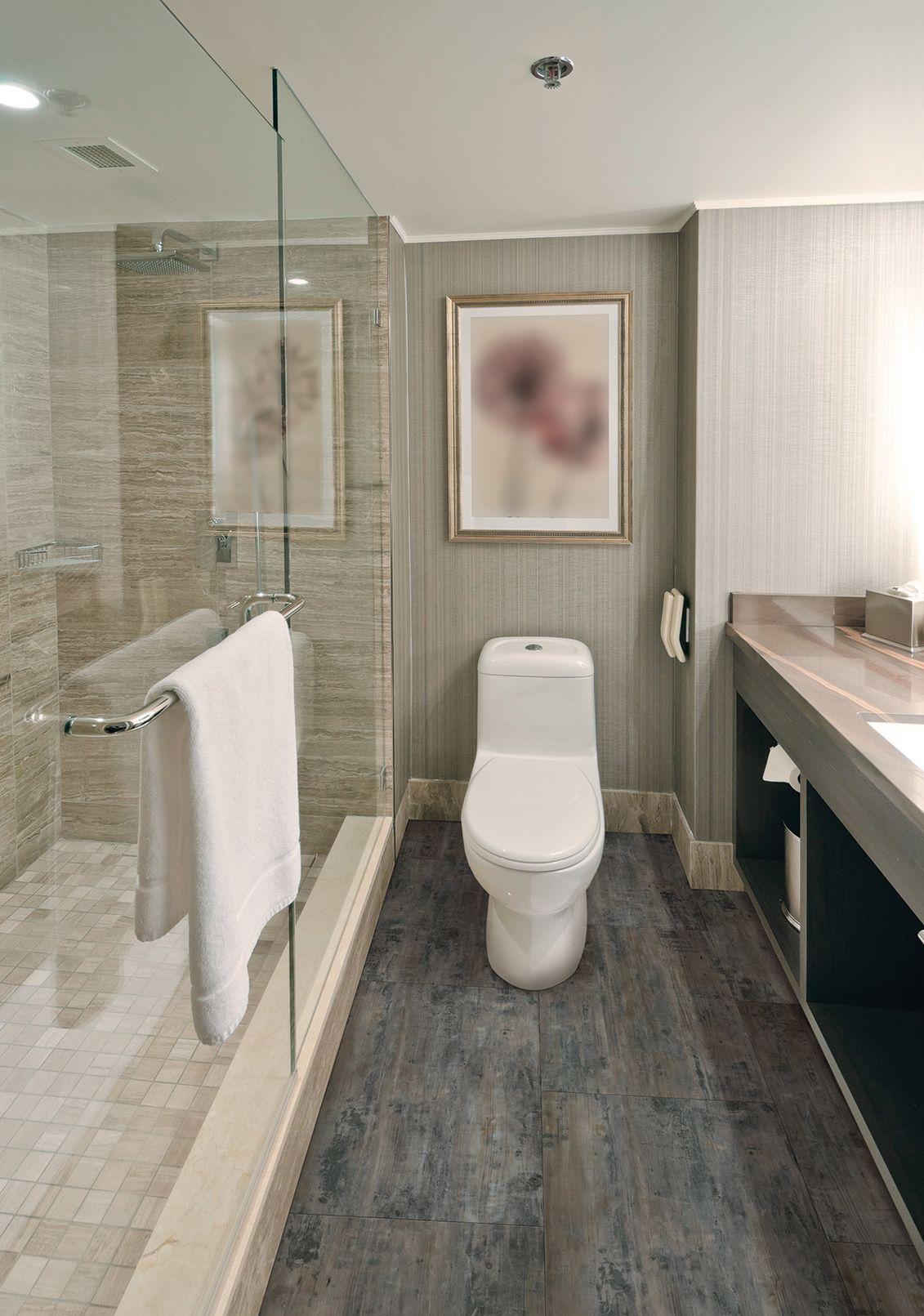 Vloeren PVC, Vloer badkamer, Vloer inspiratie, PVC vloer badkamer ...