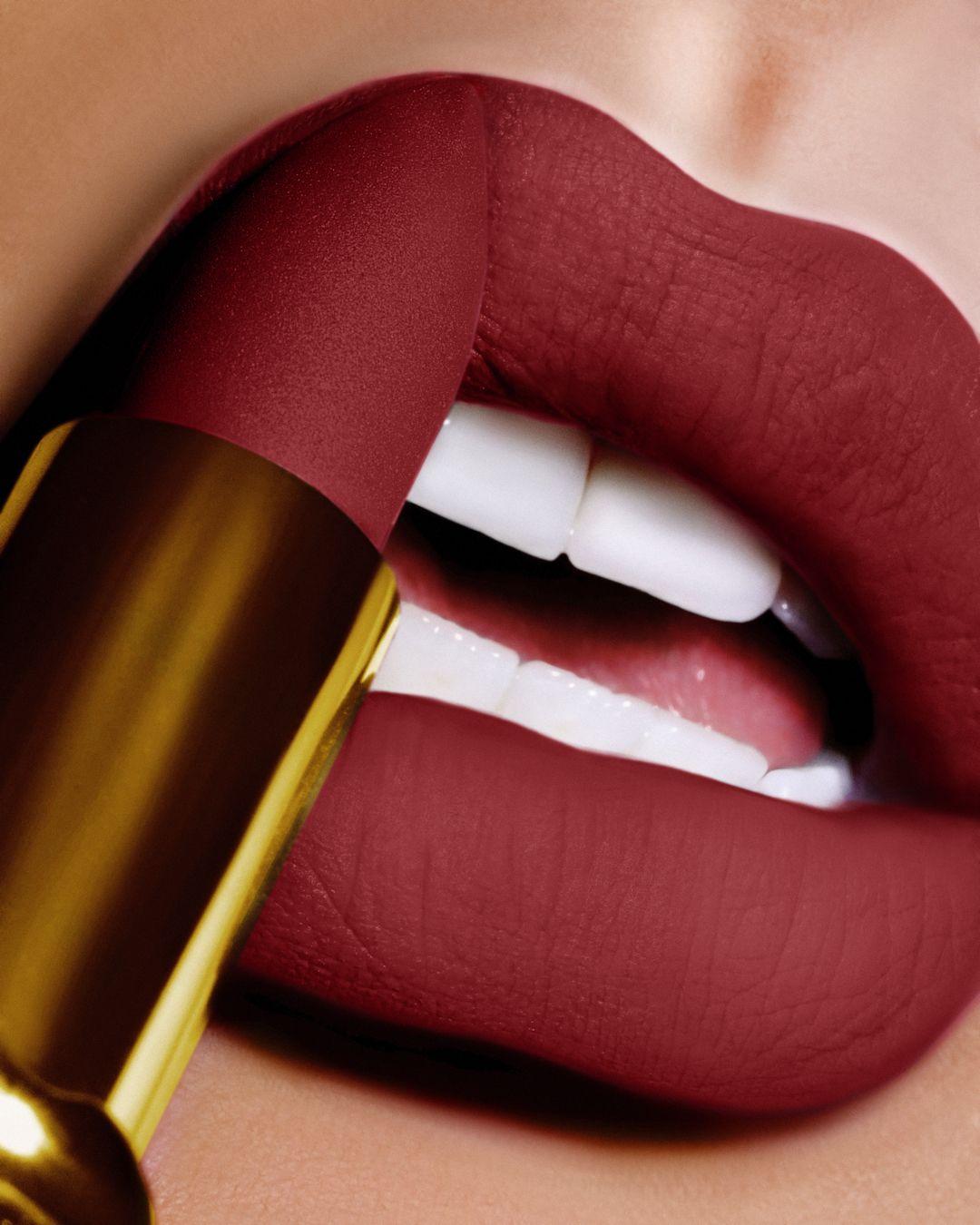 Mattetrance Lipstick Matte Lipstick Shades Burgundy Lipstick