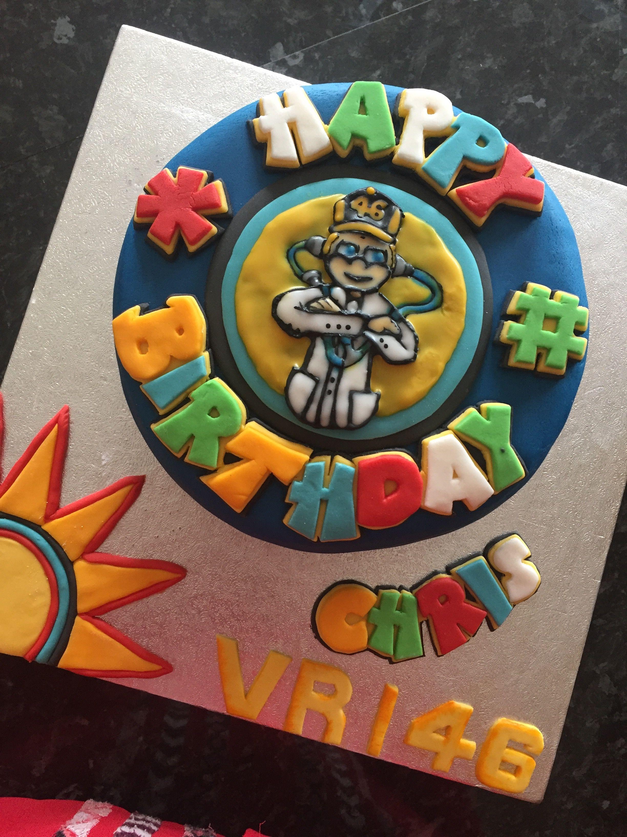 maxresdefaultjpg 1280 720 Cumplea os de VR46 – Valentino Rossi Birthday Card