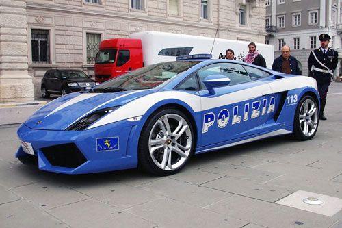 Italian Police State Police Polizia Di Stato Carabinieri Guardia