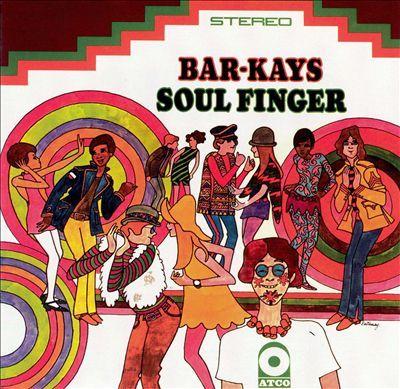 Afbeeldingsresultaat voor The Bar-Kays – Soul Finger (1967)