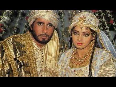 Tu Mujhe Kabool I Amitabh Bachchan Sridevi Khuda Gawah Bollywood Love Songs Bollywood