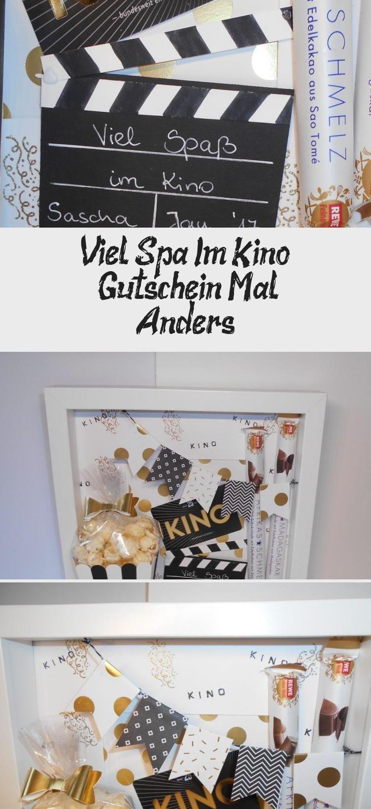 For going to the cinema #gift #idea #geschenk #diy #geschenkVideos #geschenkVerpackung #Wellnessgeschenk #geschenkKinder #geschenkEssen #kinoboxgeschenk