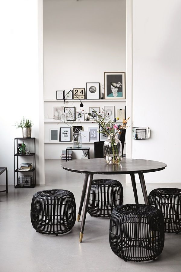 Pin By Amy Fechter On [Goods] Pinterest Minimalist House House Stunning House Beautiful Dining Rooms Minimalist