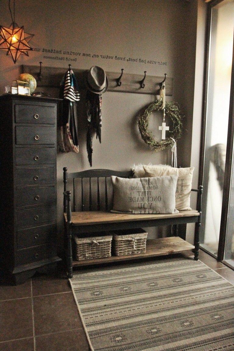 45 Gorgeous Vintage Inspired Decor Farmhouse Style Ideas Designideas Designsforlivingr Vintage Inspired Decor Rustic Living Room Farmhouse Decor Living Room