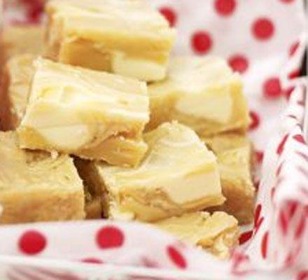 White Chocolate Chip Fudge Recipe Fudge Recipes White Chocolate Chips Fudge