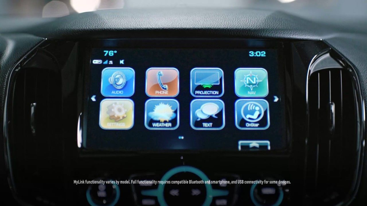 Chevy Mylink Update >> Watch To Learn How You Can Use Chevy Mylink To Turn Your