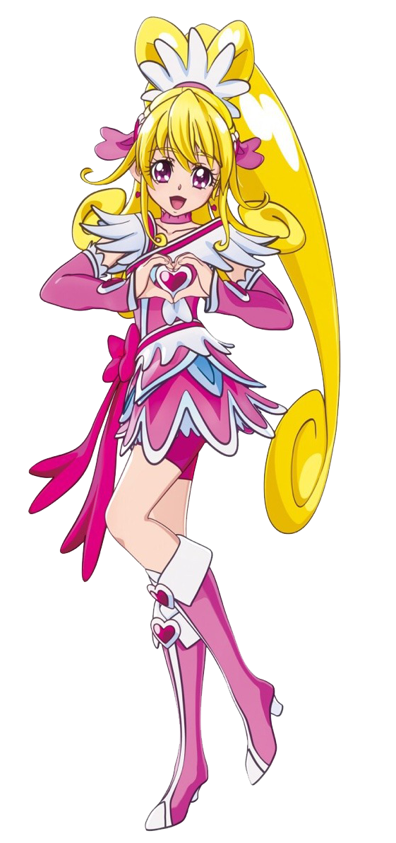 Pin de Melissa en precure en 2020 Chica mágica, Anime