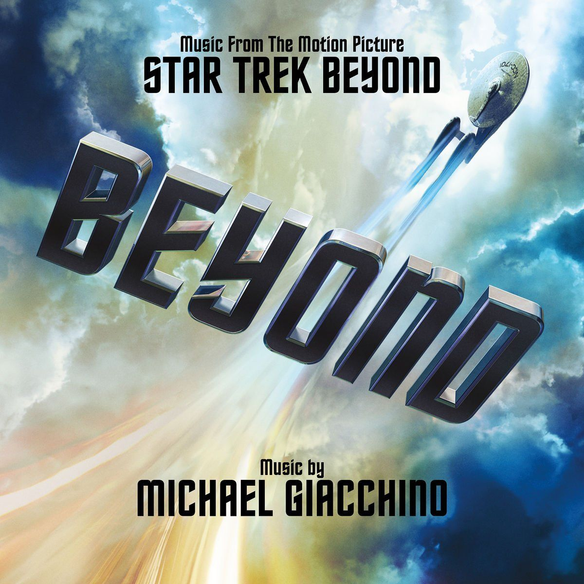 Star Trek Beyond Soundtrack by Michael Giacchino