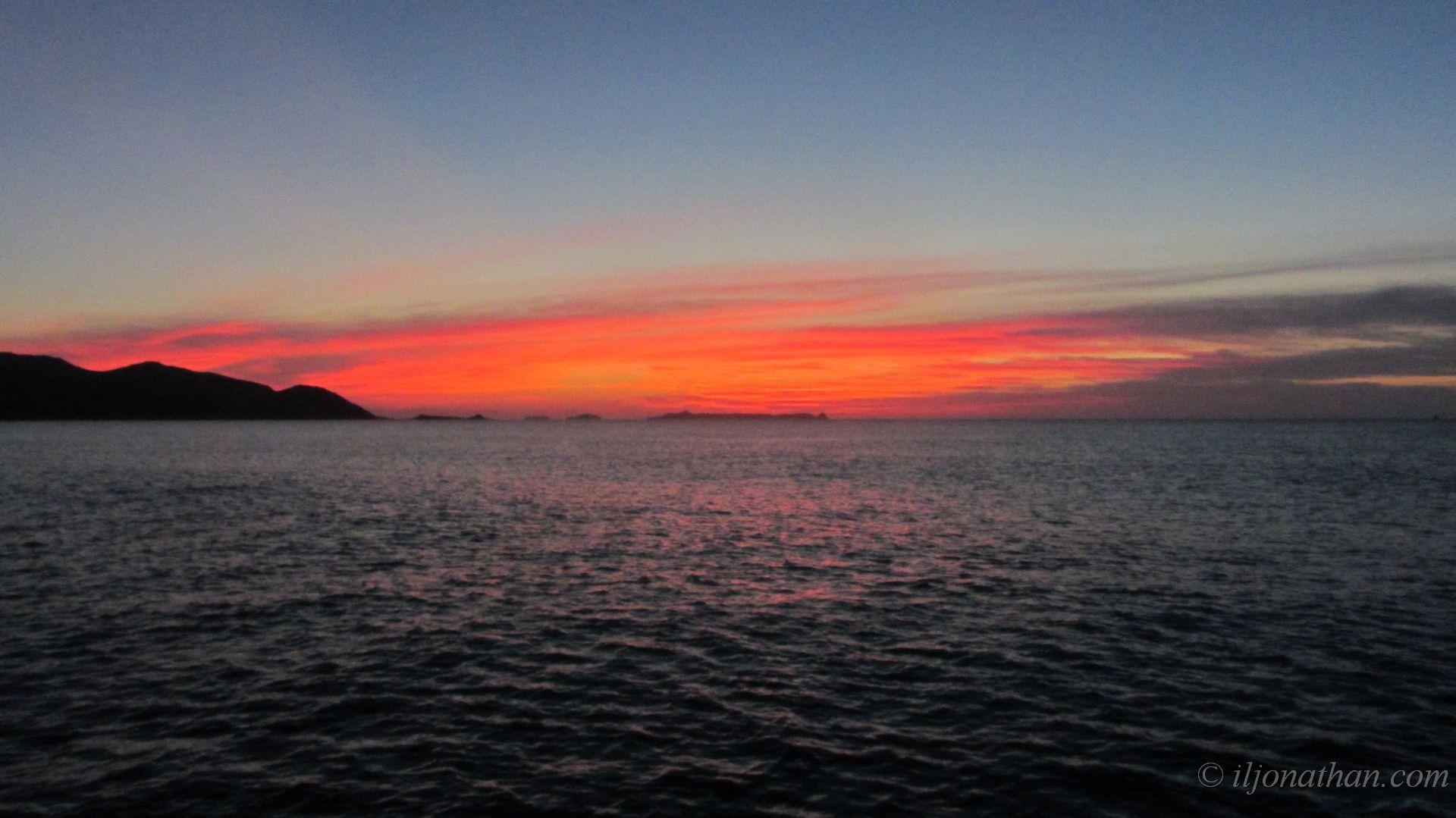 l'isola di Ogigia