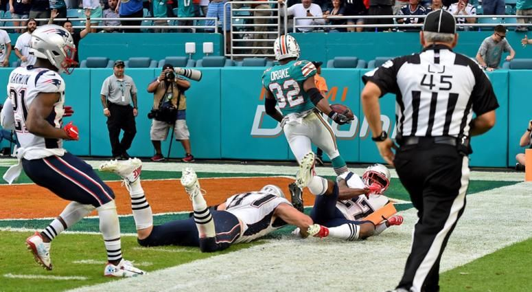 Dolphins Top 10 Plays of 2018 Usa today sports, New