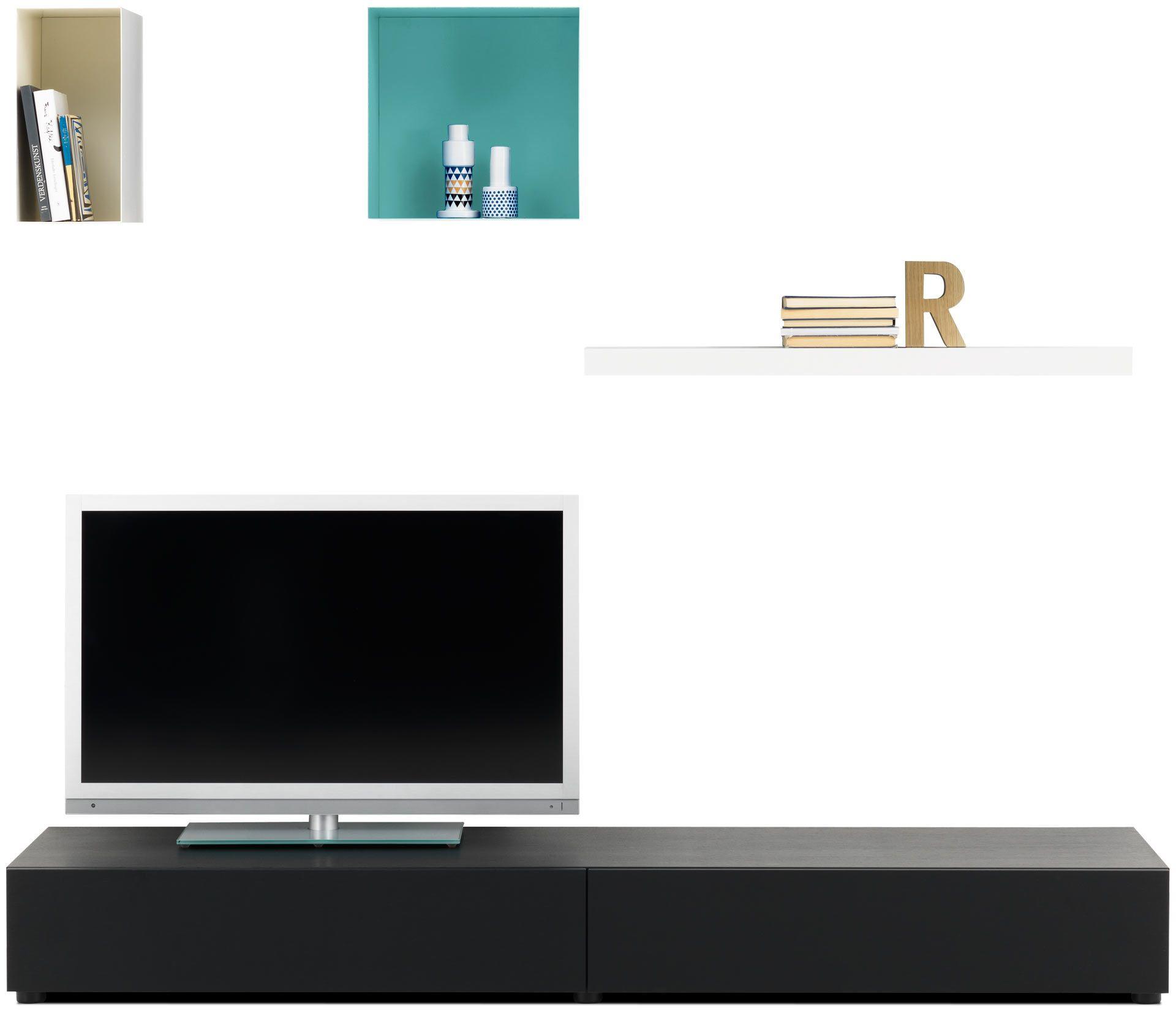 design fernsehtische & moderne hifi-module: tv hifi möbel