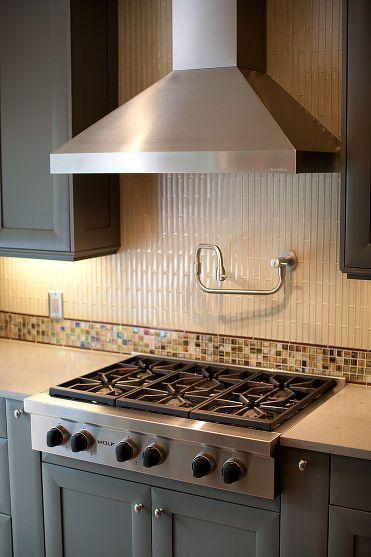 Custom Kitchen And Deck In Morningside Custom Kitchen Kitchen