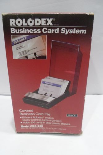 Rolodex covered business card file model cbc 200 100 transparent rolodex covered business card file model cbc 200 100 transparent sleeves new colourmoves