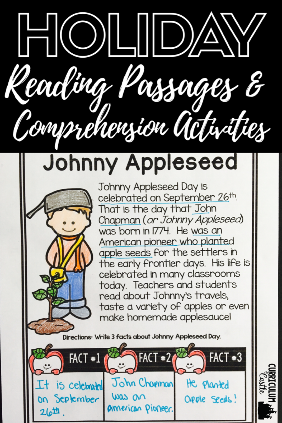 Holiday Non Fiction Reading Comprehension Activities Also Includes Schoo Reading Comprehension Passages Reading Comprehension Reading Comprehension Activities [ 1600 x 1068 Pixel ]