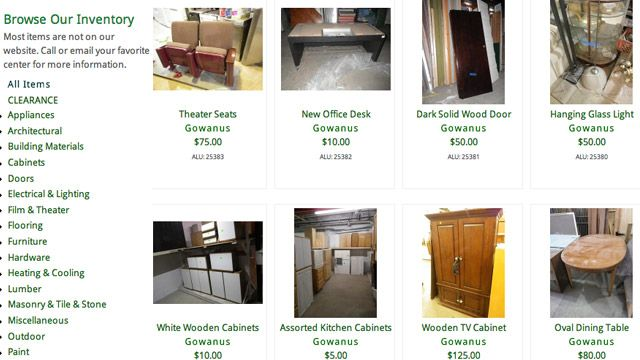 Shop At Reuse Centers To Save A Ton Of Money On All Your Home Items Reuse Center Home Improvement Projects Easy Home Decor