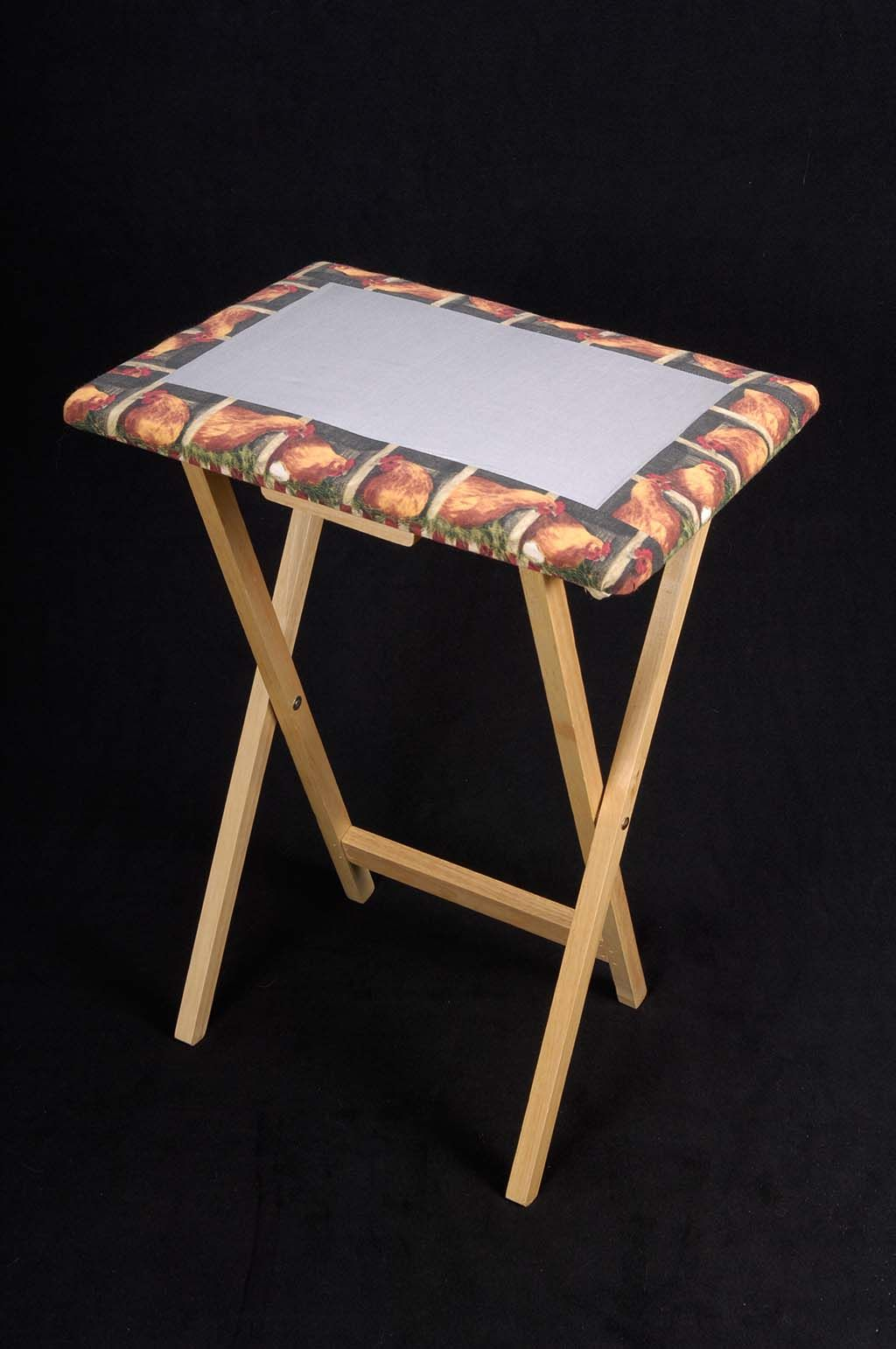 Custom Handmade Portable Ironing Boards For Quilters And Sewers