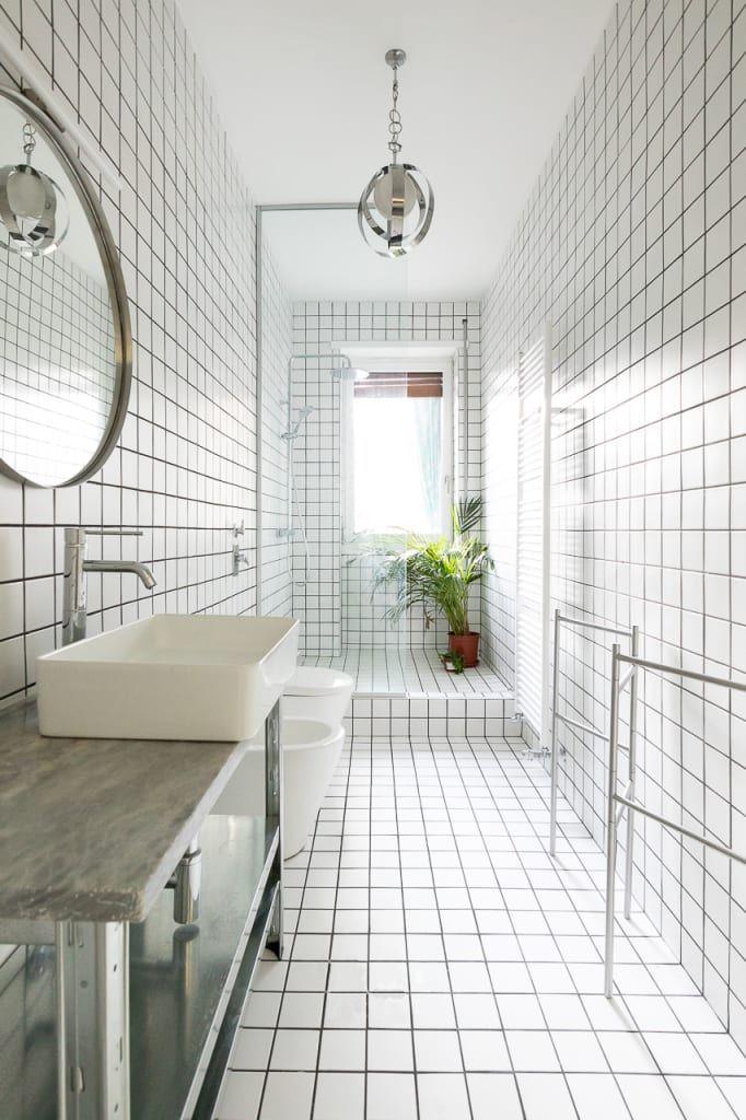 Photo of Bagno bagno moderno di studio dopo moderno | homify