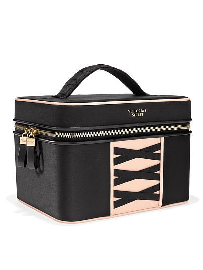 Ribbon Train Case - Victoria s Secret - Victoria s Secret  6c44b462eb942