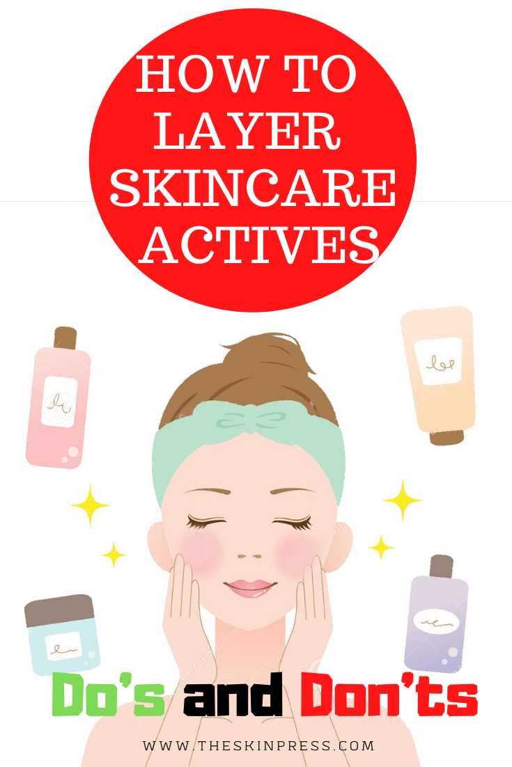 Layering Skincare Products Pt 2 Skin Care Skincare Facts Sensitive Skin