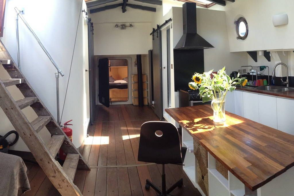 check out this awesome listing on airbnb lovely houseboat by tower
