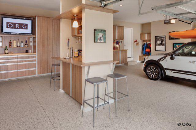 Wood Furniture In Garage Remodeling Storage Solutions Cabinet Home Design