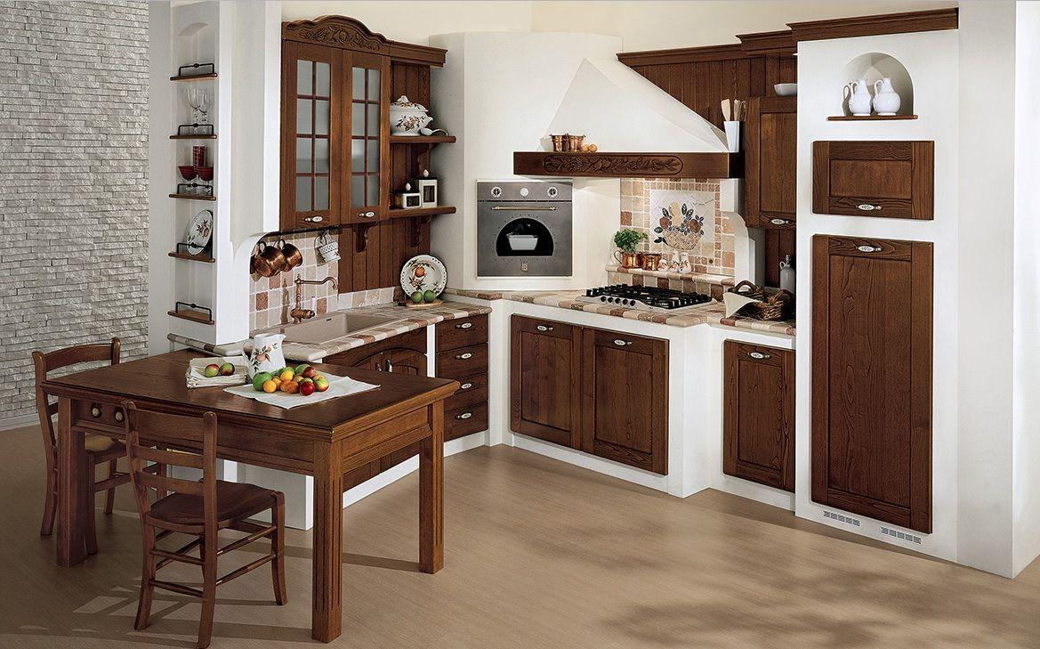 Progetti cucine in muratura moderne : progetti cucine in muratura ...