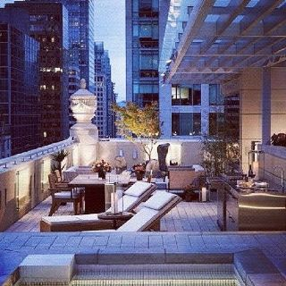 Terrace Nyc Apartment