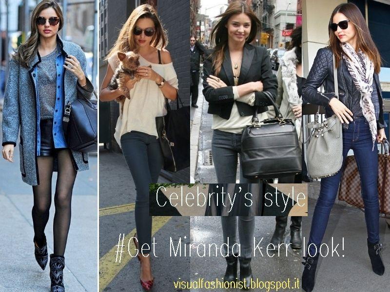Miranda Kerr style http://visualfashionist.blogspot.it/