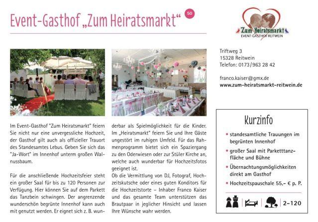 Pin Von Event Gasthof Zum Heiratsmar Auf Hochzeit Hochzeit Berlin Standesamtliche Trauung Hochzeit