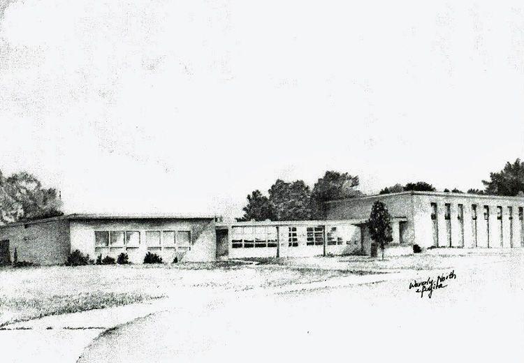 North Jr. High School