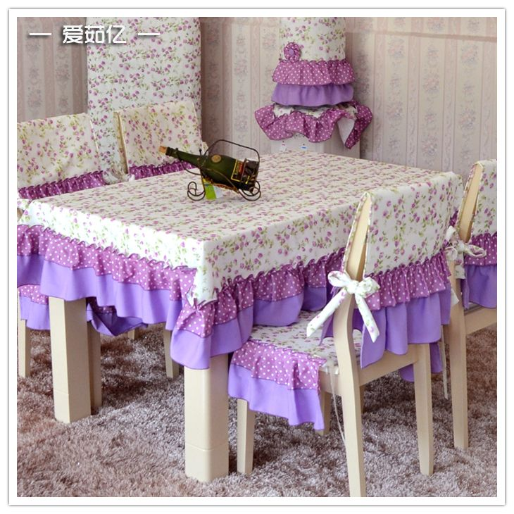 Eu Quero Immmm Dining Table Clothmilkset