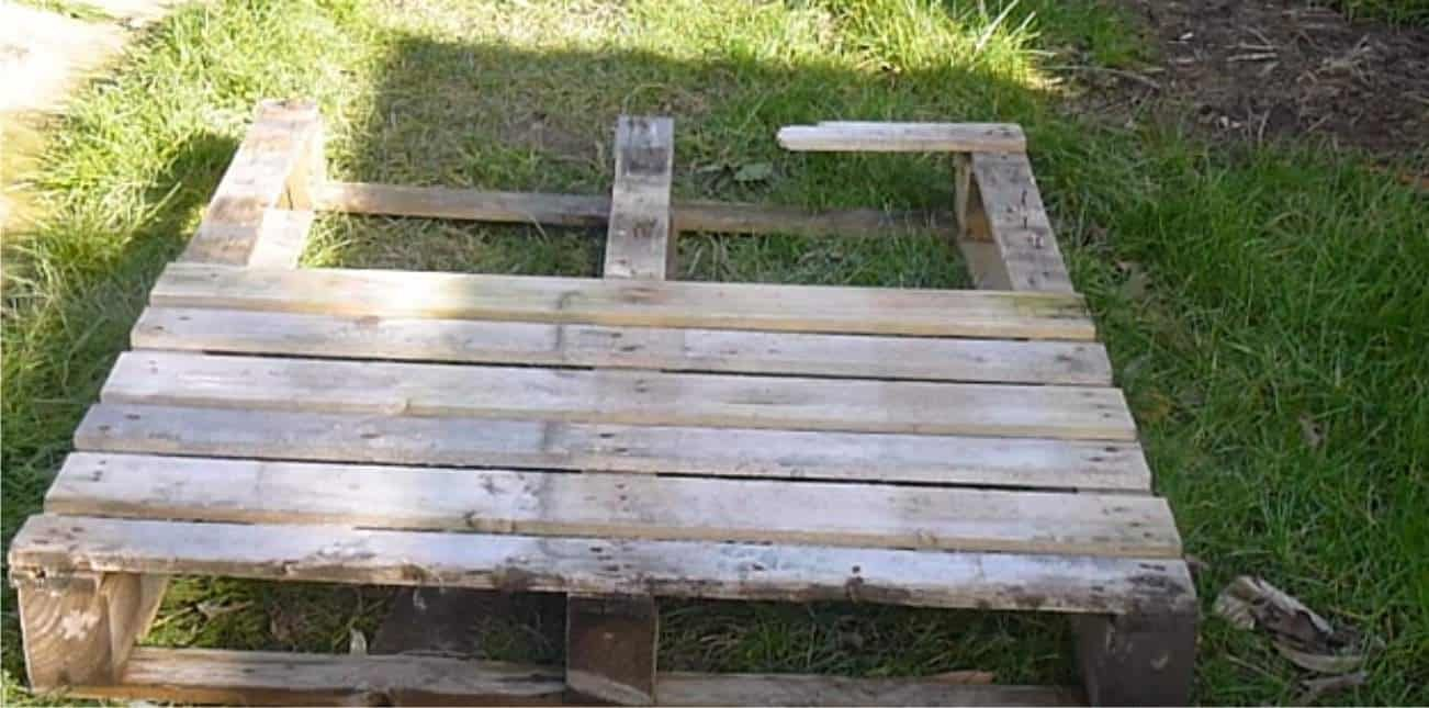 How to Take Apart a Pallet in under 5 Minutes Pallet DIY