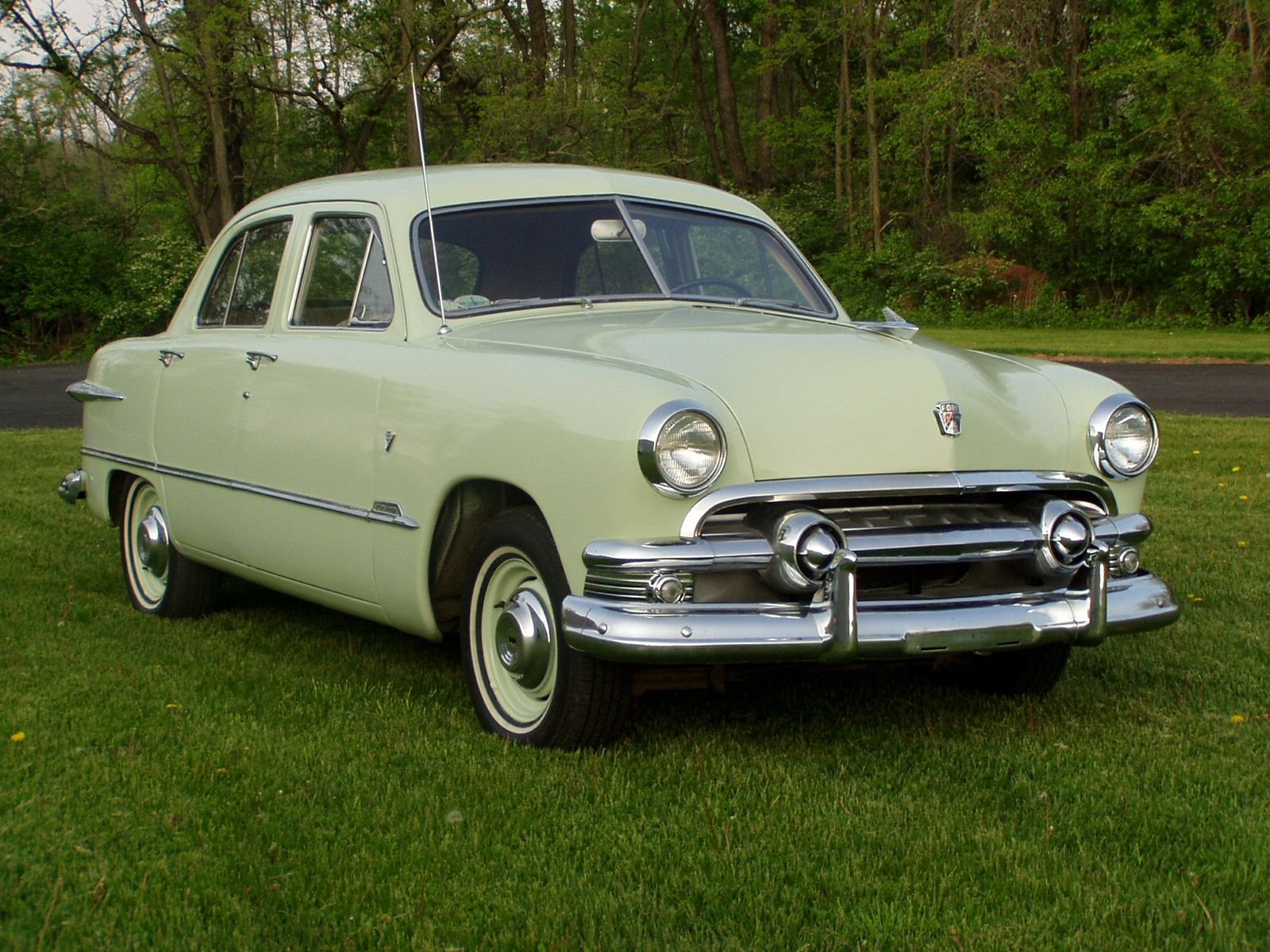 1951 Ford Consul Sedan Car Ford Ford Shoebox Classic Cars