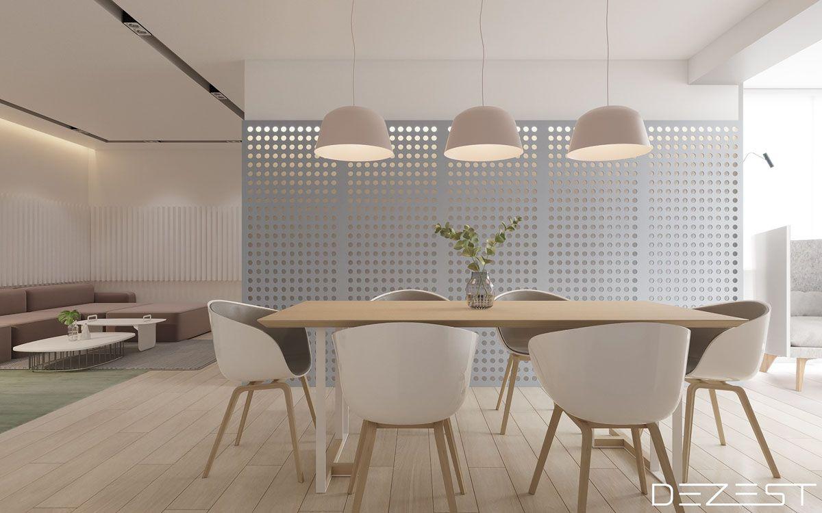 Kleurrijke Interieurs Pastel : Three apartments using pastel to create dreamy interiors mnd