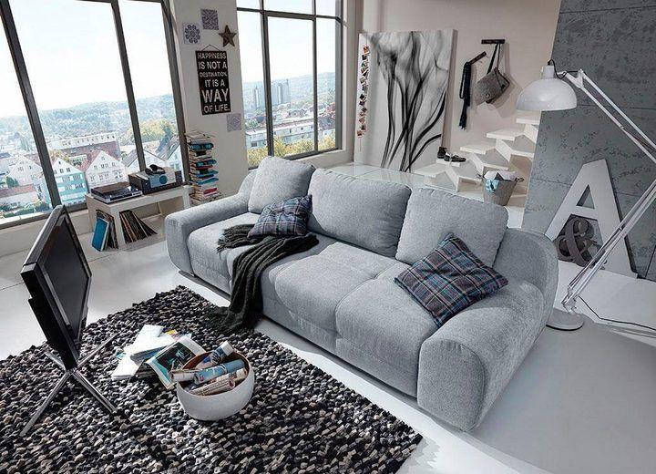 sitmore Big-Sofa Big sofas - wohnzimmer weis gestalten