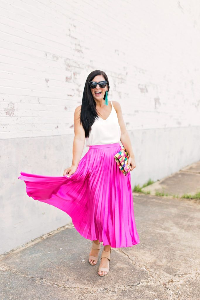 Pleat Party With ASOS