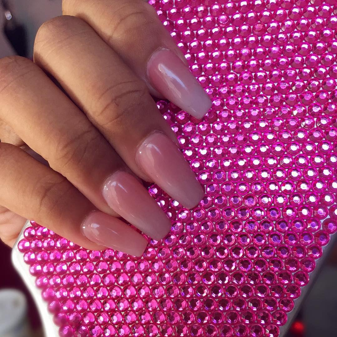 Tiny Luxury Does My Nails Ombré