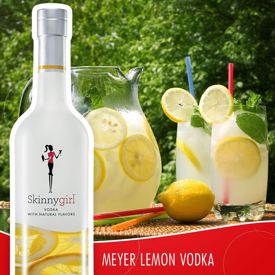 Sip on some refreshing lemonade with Skinnygirl Meyer ...