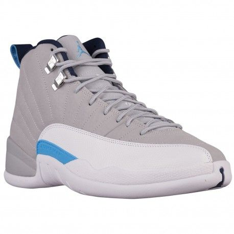 1bf60c17418b Jordan Retro 12 - Men s - Basketball - Shoes - Wolf Grey University ...