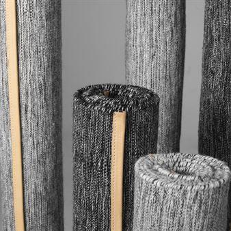 Photo of Björk rug light grey from Design House Stockholm – NordicNest.com