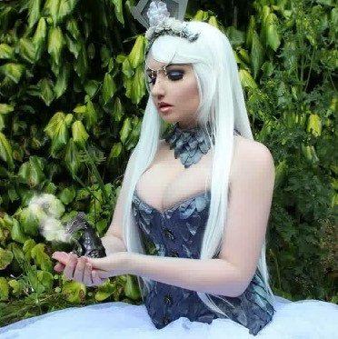dragon corset  glamour neck piece dresses uk