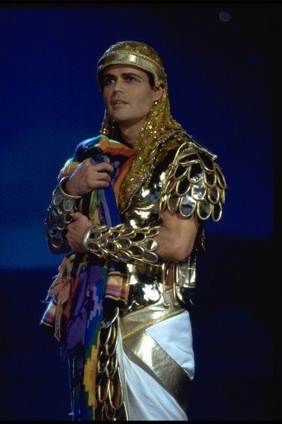 Robert Torti Pharaoh