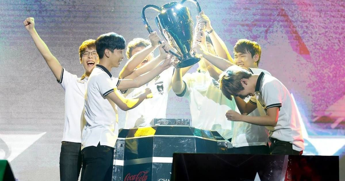 ROX Tigers Hold the Unofficial World Championship http://www.12up.com/posts/3738085-rox-tigers-hold-the-unofficial-world-championship #games #LeagueOfLegends #esports #lol #riot #Worlds #gaming