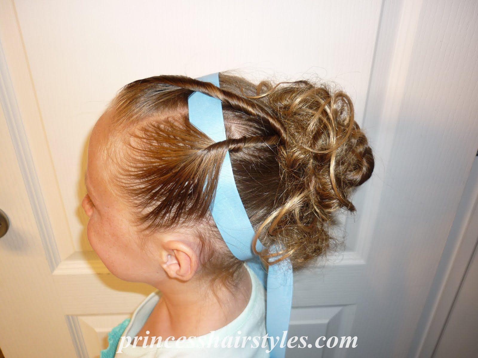 dance recital hair styles   hairstyles for girls - hair styles