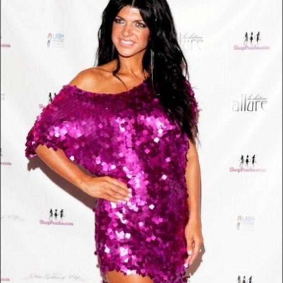Brian Lichtenberg Sequin Dress Real Housewives Nj Fashion Show Dresses Big Blonde Hair Sequin Dress